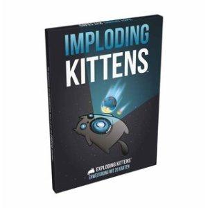 Exploding Kittens - Imploding Kittens | Pro Ludo