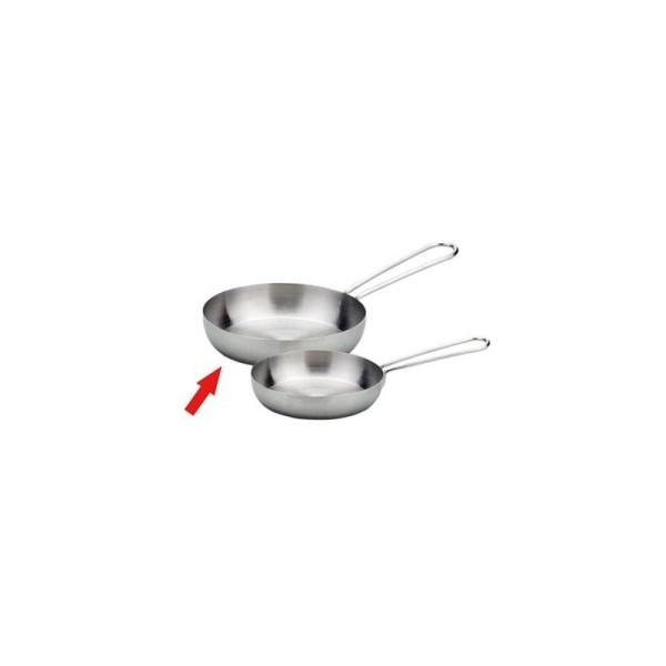 Edelstahl-Pfanne 12 cm | NIC Toys