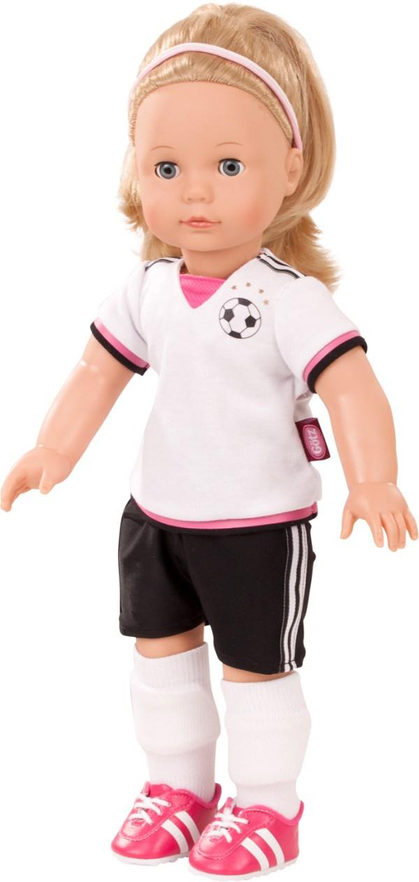 Girl Jessica, soccer | Götz