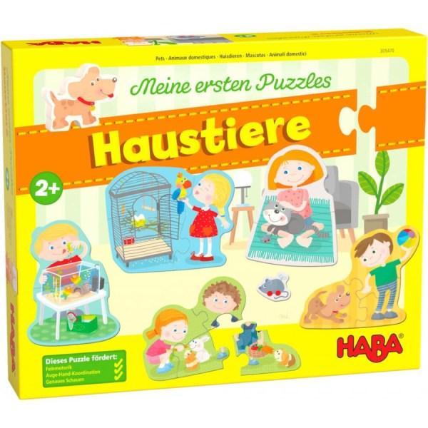 Meine ersten Puzzles - Haust, | Haba