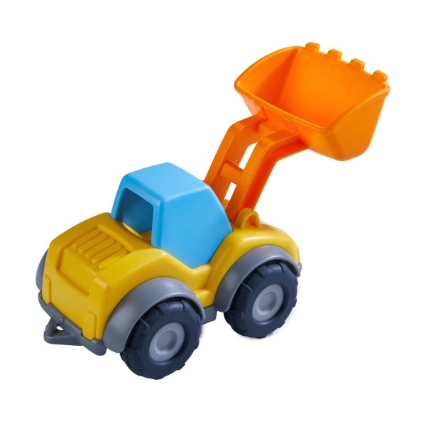 Spielzeugauto Radlader   Haba
