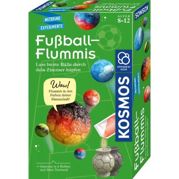 Fussball-Flummis | Kosmos