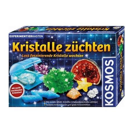 Kristalle zuechten | Kosmos