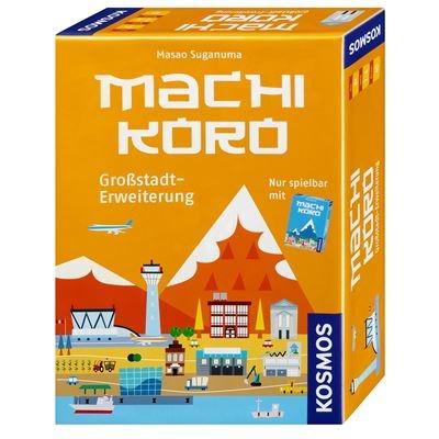 Machi Koro-Grossstad | Kosmos