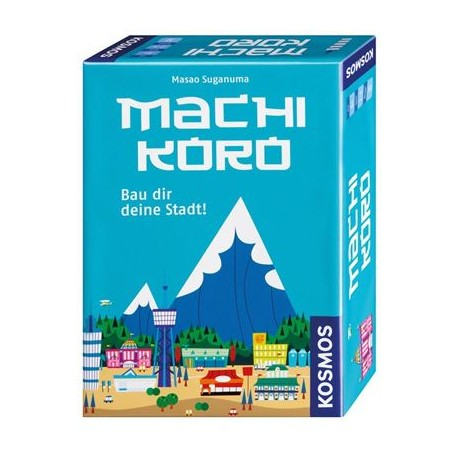 Machi Koro | Kosmos