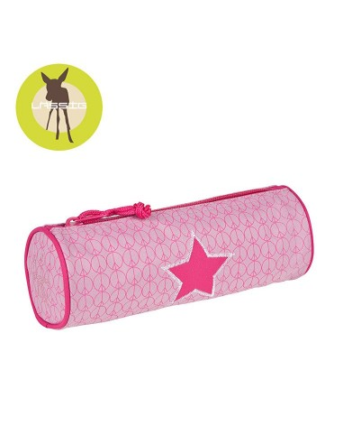 School Pencil Case Starlight magenta | Lässig