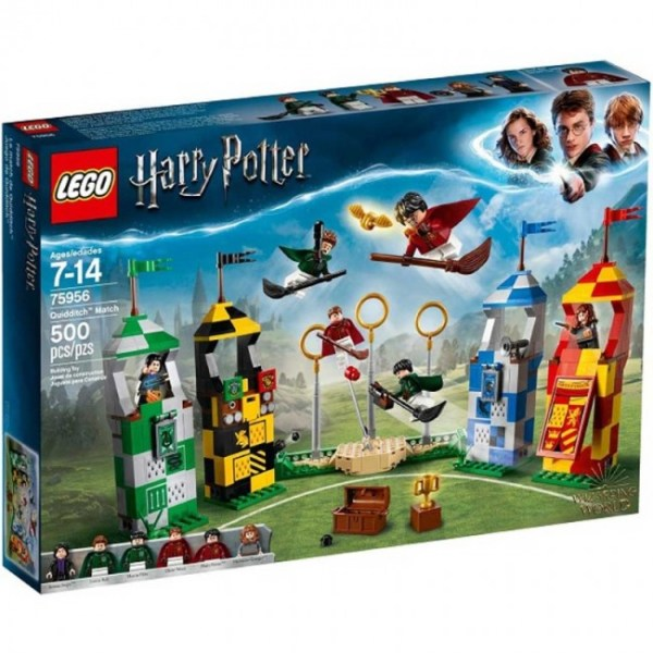LEGO® Harry PotterT 75956 QuidditchT Turnier | Lego