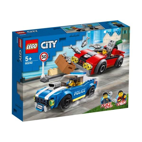 LEGO® City 60242 Festnahme auf der Autobahn | Lego