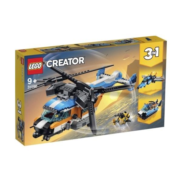 LEGO® Creator 31096 Doppelrotor-Hubschrauber | Lego