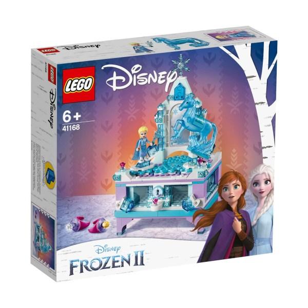 LEGO® Disney Princess 41168 Elsas Schmuckkästchen | Lego