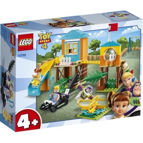 LEGO® 4+ 10768 Buzz & Porzellinchens Spielplatzabenteuer | Lego