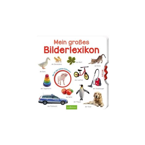 Gr,Bilderlexikon(Drehsch,)   Ars Edition