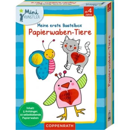 Meine erste Bastelbox: Papier   Coppenrath
