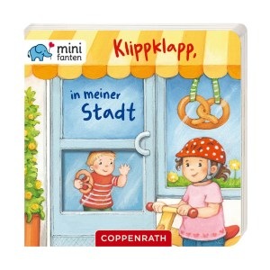 minifanten 12: Klippklapp, in | Coppenrath