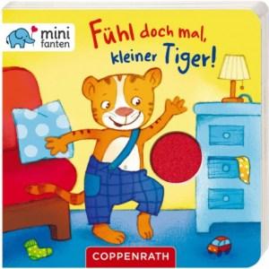 minifanten 18: Fühl doch mal, | Coppenrath