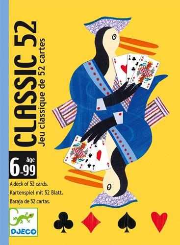 Kartenspiele: Classic 52 * | Djeco