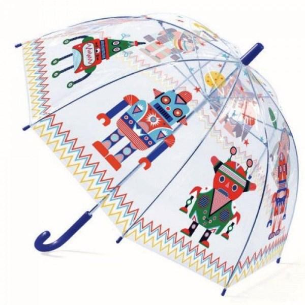 Regenschirme: Roboter   Djeco
