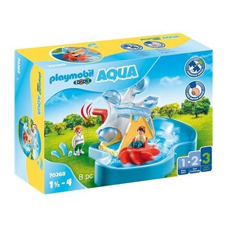 Wasserrad mit Karussell | Playmobil