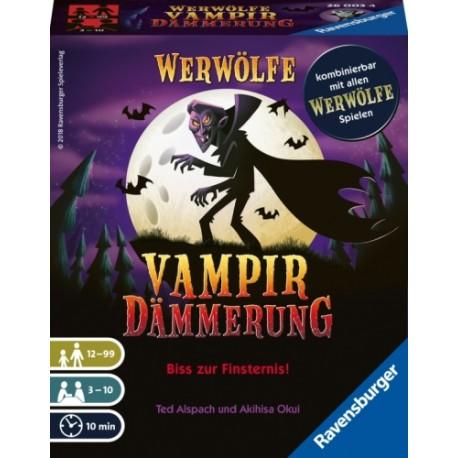 Werwölfe Vampirdämmerung D-Ravensburger® Kartenspiele   Ravensburger Spielverlag