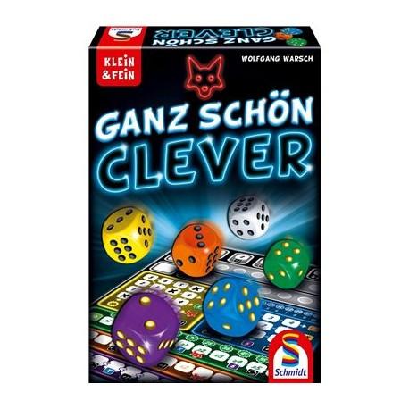 Ganz schön clever | S,S,F, Schmidt Spiele