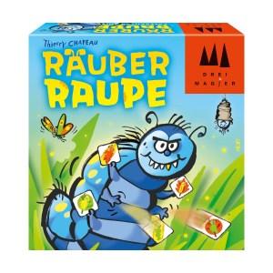 Räuber Raupe | S,S,F, Schmidt Spiele