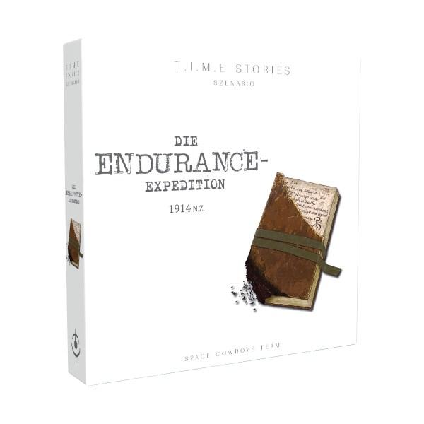 T,I,M,E Stories - Die Endurance Expedition Erweiterung   Pro Ludo