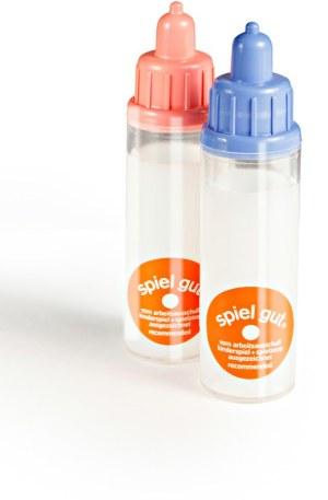 Trickmilchflasche   Heless