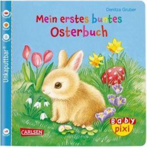 Baby Pixi 63 bunt Buch O VE5 | Carlsen Verlag