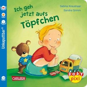Baby Pixi 82 Töpfchen VE5 | Carlsen Verlag