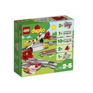 LEGO® DUPLO® 10882 Eisenbahn Schienen   Lego