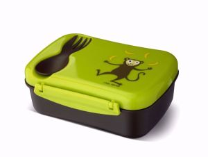 N'ice Box lunchbox, kids - Lime | Carl Oscar