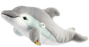 Cappy Delphin 35 grau/weiss | Steiff