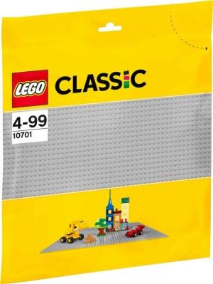 LEGO® Classic 10701 Graue Bauplatte   Lego