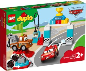 LEGO® DUPLO® 10924 Lightning McQueens großes Rennen   Lego