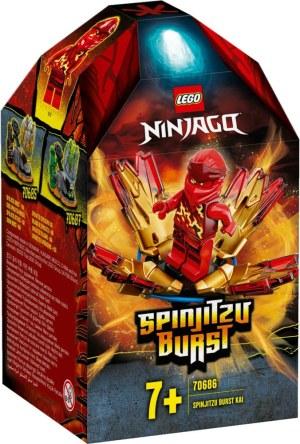 LEGO® NINJAGO 70686 Kais Spinjitzu-Kreisel | Lego