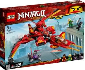 LEGO® NINJAGO 71704 Kais Super-Jet | Lego