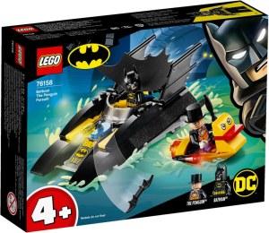 LEGO® DC Universe Super Heroes - Verfolgung des Pinguins | Lego