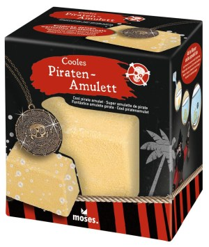 Cooles Piraten-Amulett   Moses