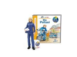 Wieso Weshalb Warum Junior - Polizei | Tonies-Boxine Sales DAB