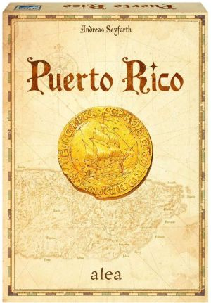 Puerto Rico 3 D-Alea | Ravensburger Spielverlag