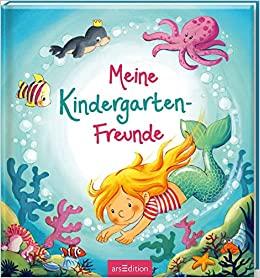 KigaFreunde:Meerjungfrau   Ars Edition