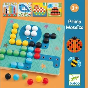 Lernspiele: Primo Mosaïco | Djeco