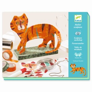 Workshop: Tiger | Djeco