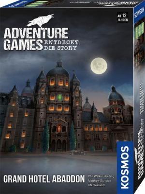 Grand Hotel Abaddon | Kosmos
