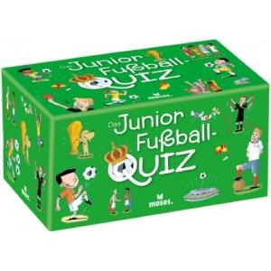 Das Junior Fußball-Quiz | Moses