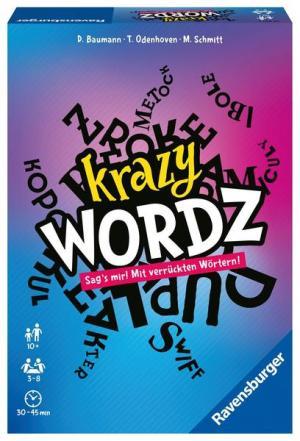 Krazy Wordz 2 D-Gesellschaftsspiele | Ravensburger Spielverlag