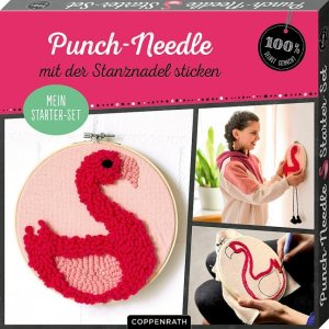 Mein Punch-Needle Starter-Se | Coppenrath