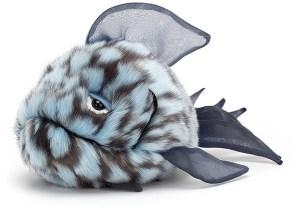 Grumpy Fish Blue | Jellycat