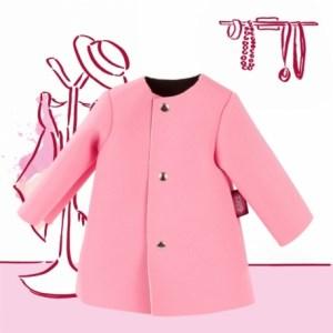 BC Mantel pink essential 50cm | Götz