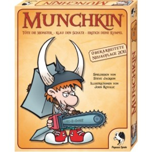 Munchkin Kartenspiel | Amigo